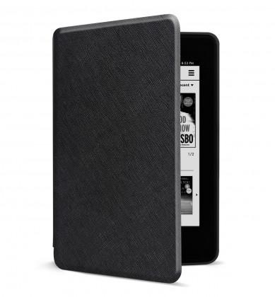 Príslušenstvo k čítačkám Puzdro pre Amazon Kindle Paperwhite 4, čierne