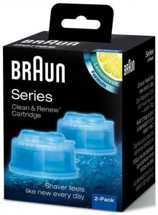 Príslušenstvo k holiacim strojčekom Braun CCR2
