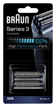 Príslušenstvo k holiacim strojčekom  Braun CombiPack Series3 - 32S