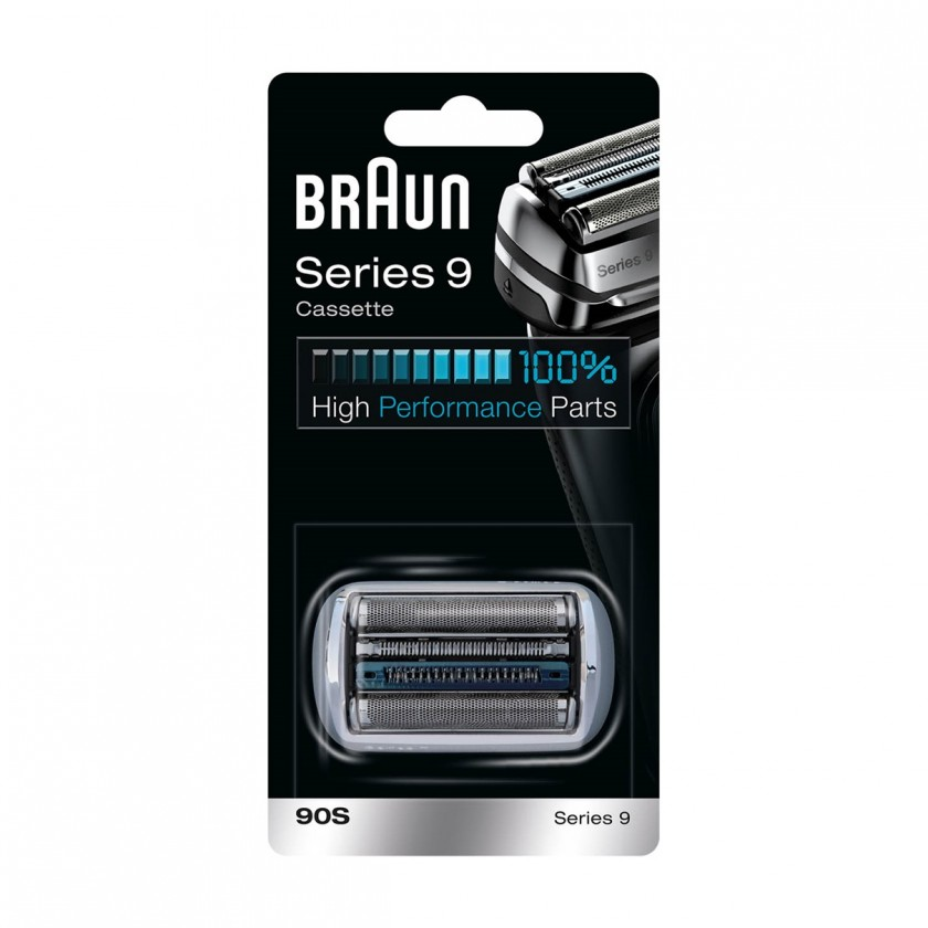 Príslušenstvo k holiacim strojčekom Náhradná holiaca hlava Braun CombiPack Series 9 - 92S