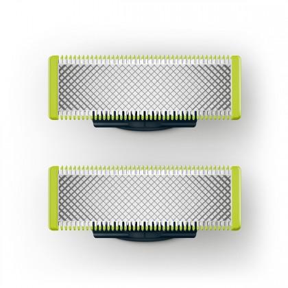 Príslušenstvo k holiacim strojčekom Náhradné hlavice Philips Oneblade QP220/55, 2ks