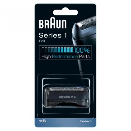 Príslušenstvo k holiacim strojčekom Náhradné planžeta Braun combi pack Series-1