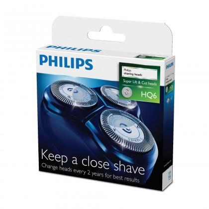 Príslušenstvo k holiacim strojčekom  Philips HQ 6/50