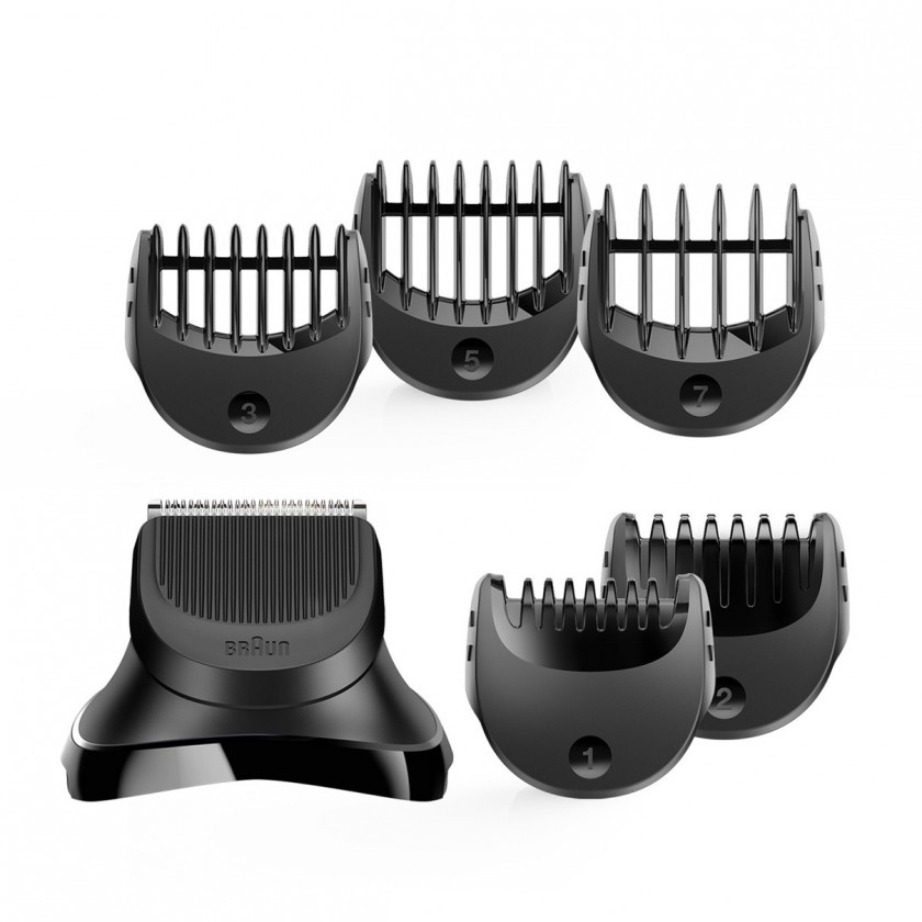 Príslušenstvo k holiacim strojčekom Súprava príslušenstva pre holiace strojčeky Braun BT 32