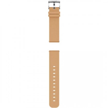 Príslušenstvo k nositelnej elektronike Remienok Huawei, š. 20mm, kožený, hnedá