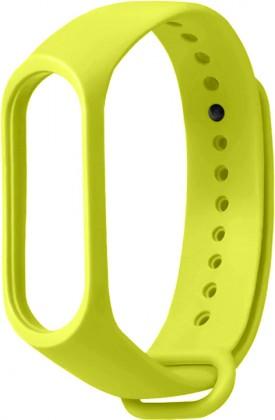 Príslušenstvo k nositelnej elektronike Remienok pre Xiaomi Mi Band 3/4, silikón, zelená