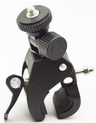 Príslušenstvo k outdoor kamerám Apei Outdoor Bike Mount with tripod adaptor for GoPro 4/3+/3/2/1