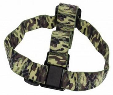 Príslušenstvo k outdoor kamerám Apei Outdoor Colorful Head strap (military) for GoPro 4/3+/3/2/1