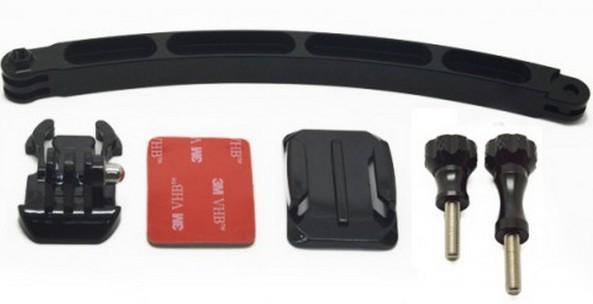 Príslušenstvo k outdoor kamerám Apei Outdoor Helm Aluminum Arm with mounts & screws 4/3 /3/2/1