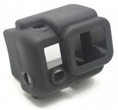 Príslušenstvo k outdoor kamerám Apei Outdoor Silicone Case for Gopro Hero 3 (black)