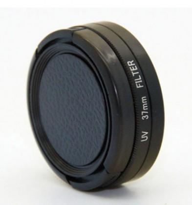 Príslušenstvo k outdoor kamerám Apei Outdoor UV Filter & Lens 37mm for GoPro 4/3+/3