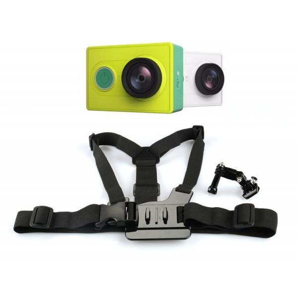 Príslušenstvo k outdoor kamerám Držiak na hruď pre akčné kameru Xiao Yi Action