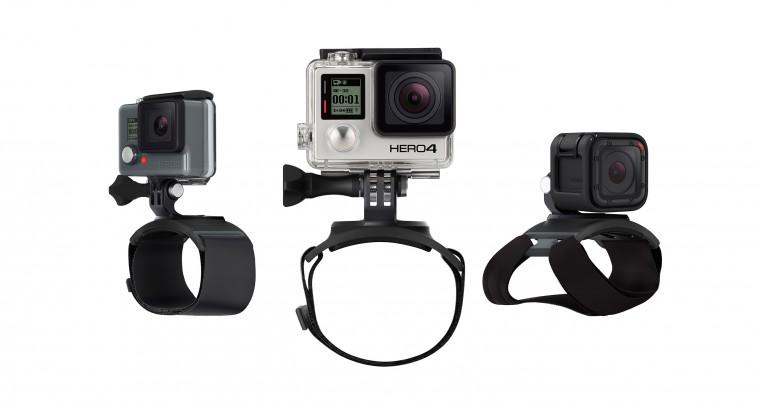 Príslušenstvo k outdoor kamerám GOPRO The Strap (AHWBM-001)