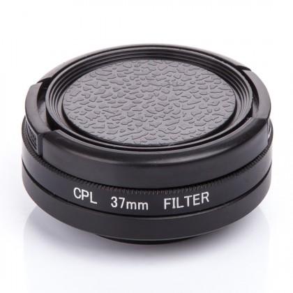 Príslušenstvo k outdoor kamerám MadMan CPL filtr pro GoPro
