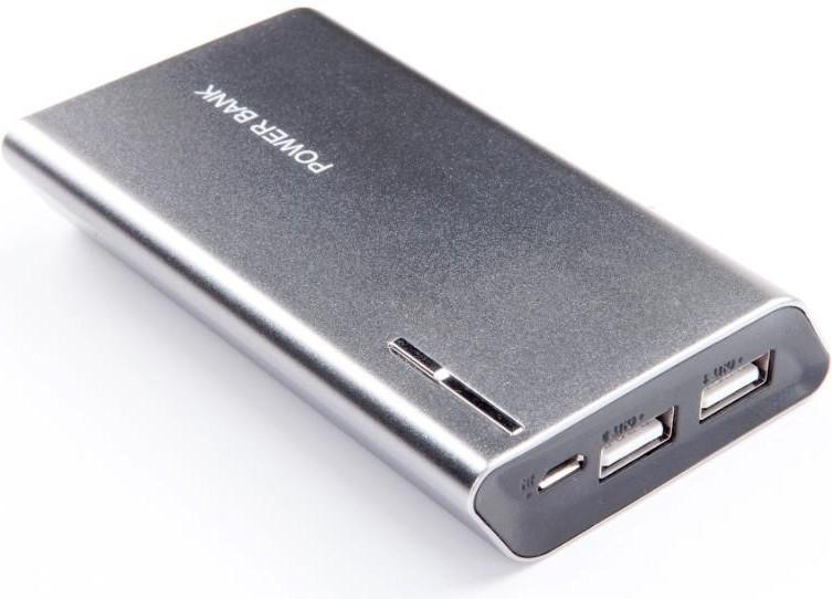 Príslušenstvo k outdoor kamerám MadMan PowerBank 816 6600mAh stříbrná
