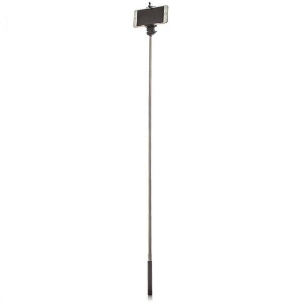 Príslušenstvo k outdoor kamerám MadMan Selfie tyč ACTIVE RC 110 cm černá (monopod)