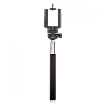 Príslušenstvo k outdoor kamerám MadMan Selfie tyč ACTIVE RC 110 cm čierna (monopod) ROZBALENÉ