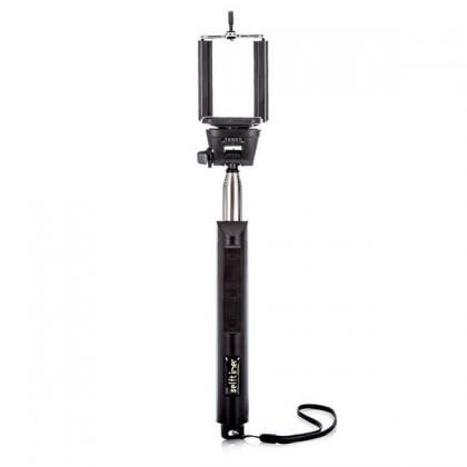 Príslušenstvo k outdoor kamerám MadMan Selfie tyč EXPERT BT 105 cm černá (monopod)