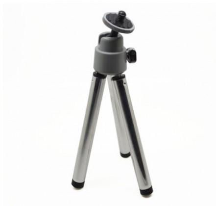 Príslušenstvo k outdoor kamerám Mini statív Niceboy, strieborný