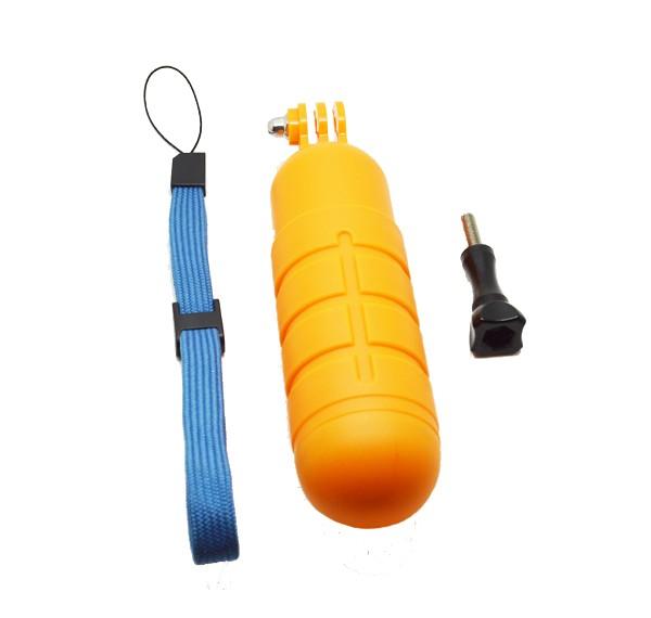 Príslušenstvo k outdoor kamerám Plávajúci ručný držiak Niceboy pre akčné kamery