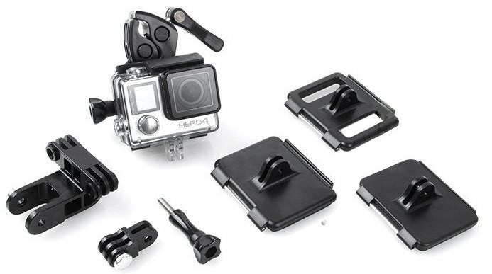 Príslušenstvo k outdoor kamerám Univerzálna sada na upevnenie na zbraň pre akčné kamery N232