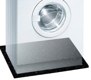 Príslušenstvo k práčkam Antivibračná podložka pod práčky, 60x45cm