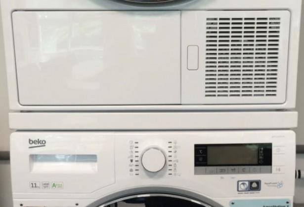Príslušenstvo k práčkam Medzikus medzi práčku a sušičku Beko 2985400200