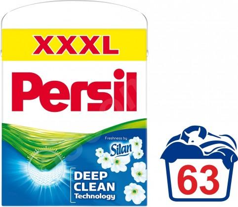 Príslušenstvo k práčkam Prací prášok Persil A000011717, Fresh by Silan, 63 dávok