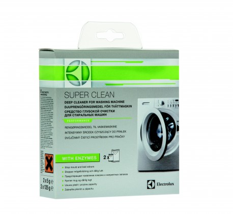 Príslušenstvo k práčkam Špeciálny čistič práček Electrolux