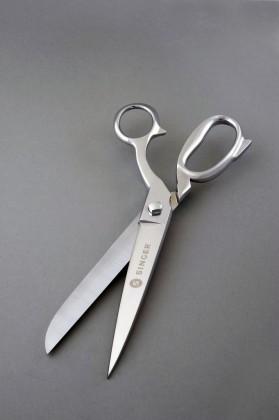 Príslušenstvo k šijacím strojom SINGER C810X Kované krejčovské nůžky ROZBALENO