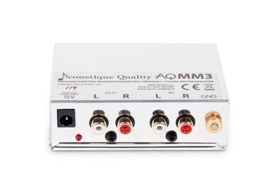 Príslušenstvo ku gramofónom Gramofónový predzosilňovač AQ MM3