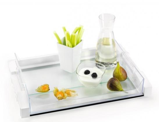 Príslušenstvo pre chladničky Electrolux E6RHES31 výsuvná police do chladničky, 85x457x300mm