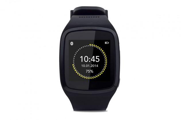 Príslušenstvo pre GPS MYKRONOZ ZESPLASH chytré hodinky - černé