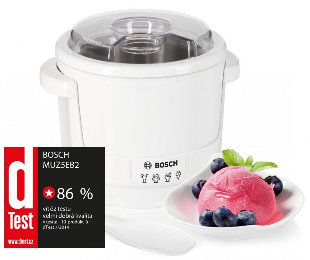Príslušenstvo pre kuchynské roboty Bosch MUZ5EB2 Šľahač na zmrzlinu