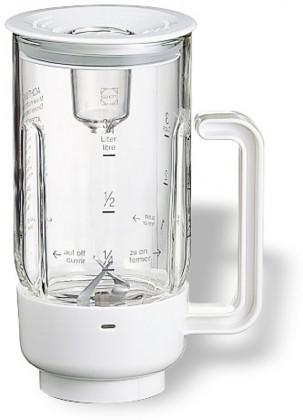 Príslušenstvo pre kuchynské roboty Bosch sklenený mixér MUZ4MX3