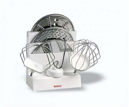 Príslušenstvo pre kuchynské roboty Bosch stojanček na príslušenstvo MUZ4ZT1