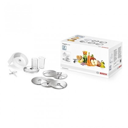 Príslušenstvo pre kuchynské roboty Krájač s piatimi kotúčmi VeggieLove Bosch MUZ5VL1