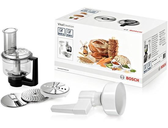 Príslušenstvo pre kuchynské roboty Příslušenství k robotu Bosch MUZXLVE1 (set- mlýnek na koření,mult