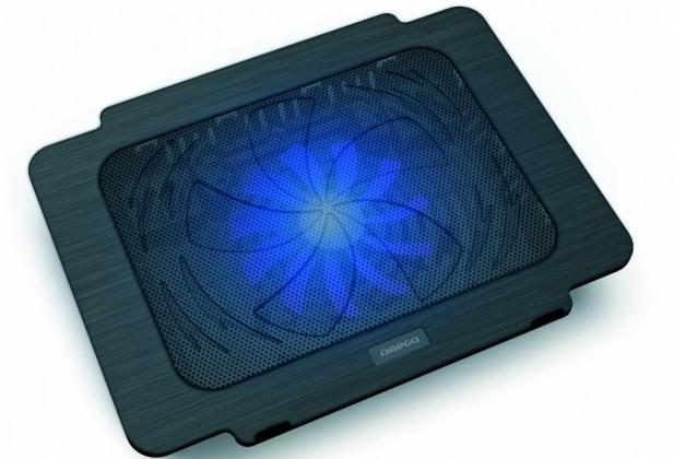 Príslušenstvo pre notebooky Omega BREEZE, 14cm vetrák, čierna