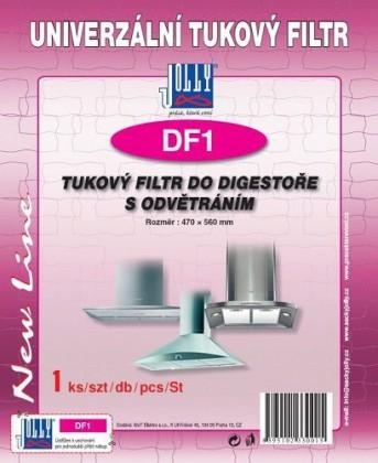 Príslušenstvo pre odsávače pár Tukový filter Jolly DF1
