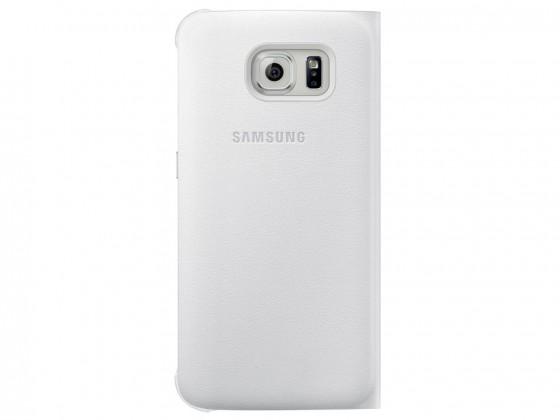 Príslušenstvo pre S6 Samsung puzdro pre Galaxy S6, biele