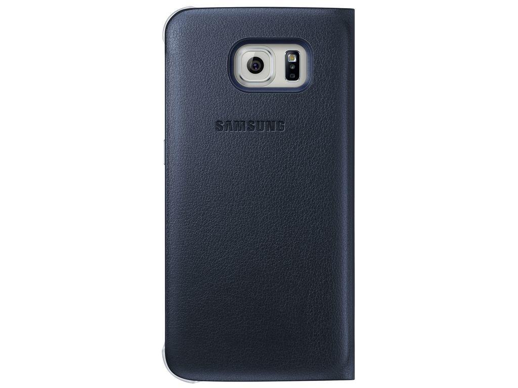 Príslušenstvo pre S6 Samsung puzdro pre Galaxy S6, čierne