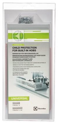 Príslušenstvo pre sporáky Detská ochranná lišta pro varné dosky Electrolux E4OHPR55 32x14cm