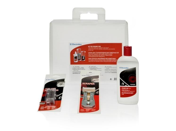 Príslušenstvo pre sporáky  Electrolux sada pro údržbu keramické desky (50291276009)