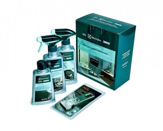 Príslušenstvo pre sporáky Set starostlivosti o rúru a varnou dosku Electrolux 801417020