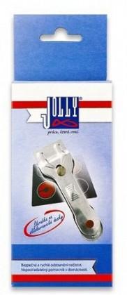Príslušenstvo pre sporáky Škrabka na sklokeramické dosky Jolly 4012