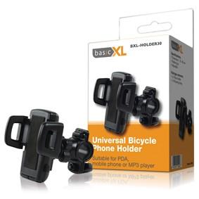 Príslušenstvo pre šport BasicXL držiak PDA na kolo 35-83mm - BXL-HOLDER30