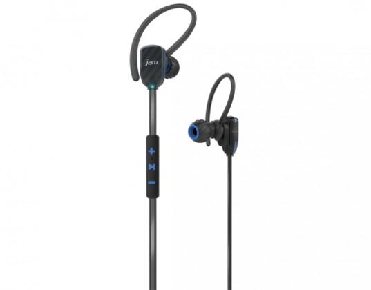 Príslušenstvo pre šport Jam Audio Transit Micro Sports Buds Blue HX-EP510BL