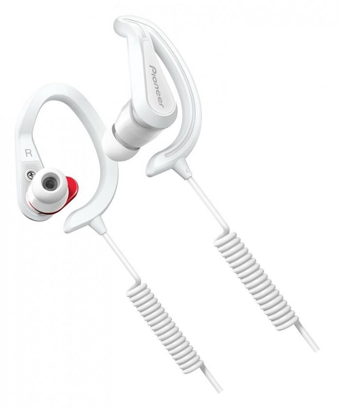 Príslušenstvo pre šport Pioneer SE-E721-W (White)