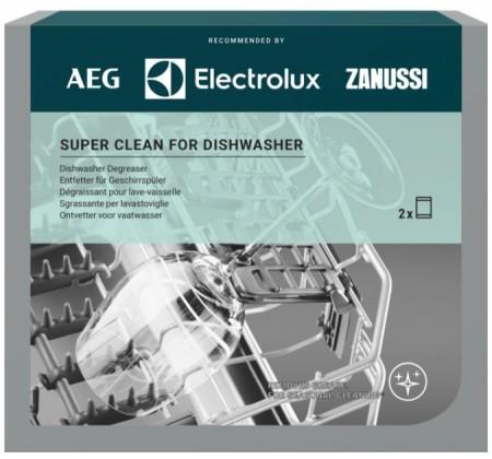Príslušenstvo pre umývačky Odmašťovač myček nádobí Super Clean